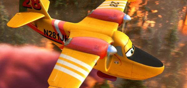 วิจารณ์หนัง PLANES 2  Planes Fire & Rescue