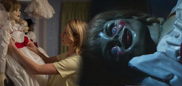 วิจารณ์หนัง แอนนาเบล Annabelle ตุ๊กตาผี