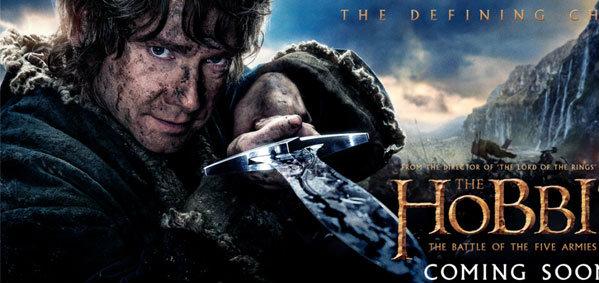 อลังการกับโปสเตอร์และแบนเนอร์ใหม่จาก The Hobbit The Battle of the Five Armies