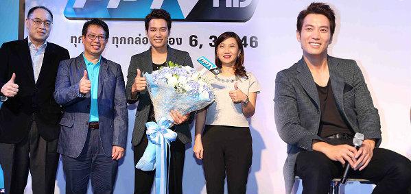 จูซังอุค พระเอกแดนกิมจิเจ้าเสน่ห์ บินลัดฟ้าบอกรักแฟนๆ ชาวไทย
