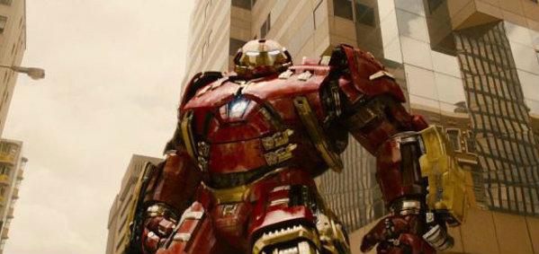 มาแล้ว! ตัวอย่างแรก ศึกฮีโร่ Avengers Age of Ultron