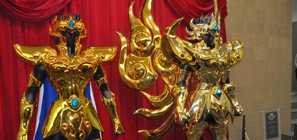 Saint Seiya Soul of Gold เหล่าโกลดเซนต์คืนชีพ