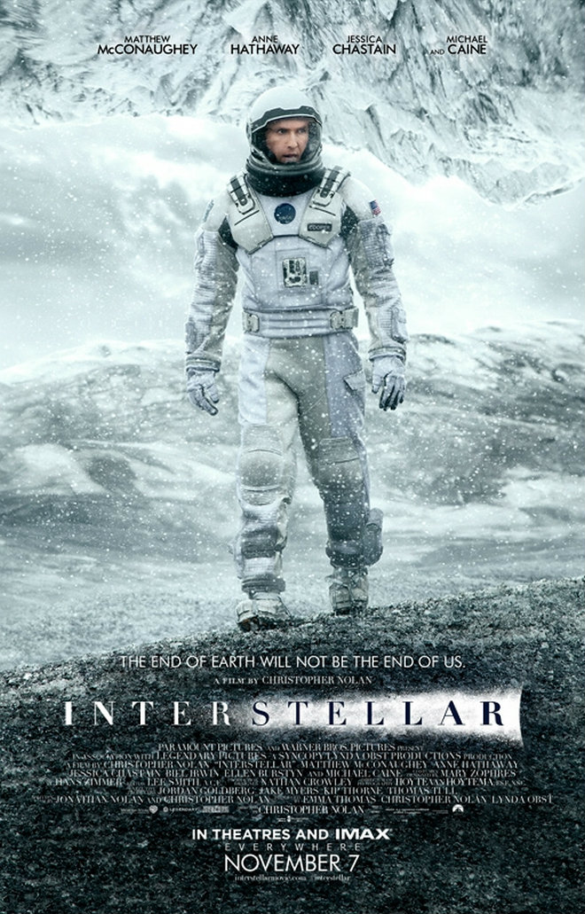 ทะยานดาวกู้โลก Interstellar