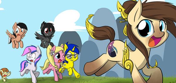 ครั้งแรกในไทย งานรวมพลคนรักการ์ตูน My Little Pony
