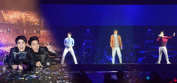 """ช่อง 8 ส่งเทปบันทึกการแสดงสด """"คิดถึง D2B Live Concert 2014"""" 3 ชั่วโมงเต็ม!!"""