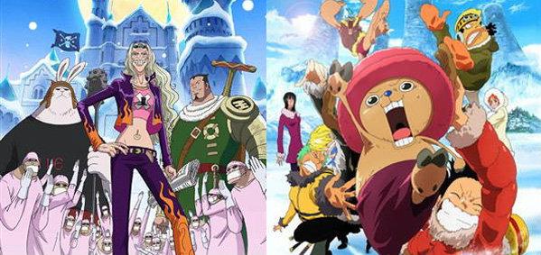 One Piece จัดภาคพิเศษส่งท้ายปี เรื่องของช็อปเปอร์