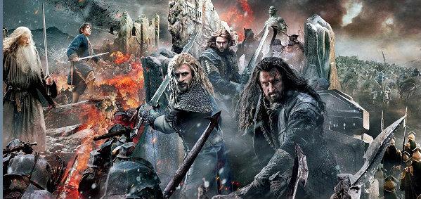 สมรภูมิสุดท้ายใน The Hobbit The Battle of the Five Armies