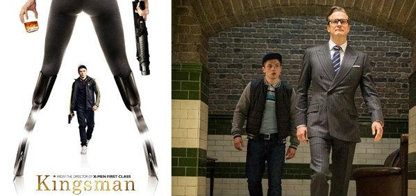 เปิดตัวสายลับหน้าใหม่พร้อมปฏิบัติการในตัวอย่างใหม่ Kingsman The Secret Service