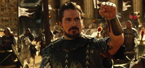 วิจารณ์หนัง EXODUS GODS AND KING ผู้วิเศษหรือคนวิกลจริต