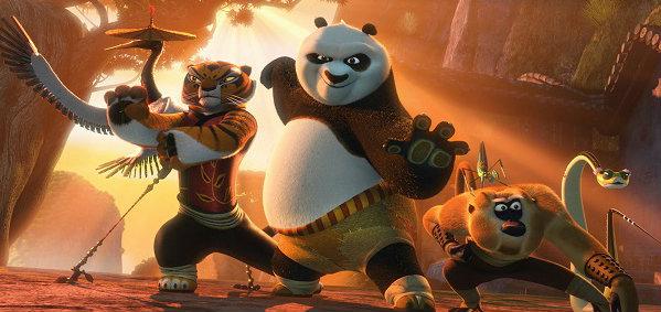 Kung Fu Panda 3 สั่งถอย! ฉายมีนาคม 2016 เหมือนเดิม