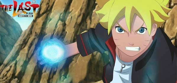 Boruto -Naruto the Movie- เปิดตัวทางการแล้ว