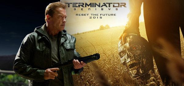 อาร์โนลด์ ชวาร์เซเน็กเกอร์ กลับมาอีกครั้งใน Terminator Genisys ฅนเหล็ก : มหาวิบัติจักรกลยึดโลก