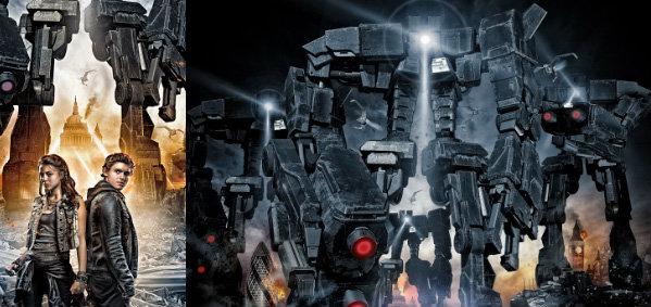 """โปสเตอร์ไทย """" Robot Overlords """" ภาพยนตร์แอ็คชั่น - ไซไฟฟอร์มยักษ์เรื่องแรกแห่งปี 2015"""
