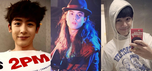 นิชคุณ ลัดฟ้าเล่นหนังไทย ประกบ นิกกี้-เจสซี่ 'แตะขอบฟ้า ฉลุย 2015' หนังร่วมทุนไทย-เกาหลี