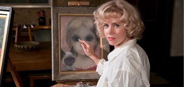 ทิม เบอร์ตัน กำกับดัน เอมี่ อดัมส์ ทำงานศิลป์ลวงโลกใน Big Eyes