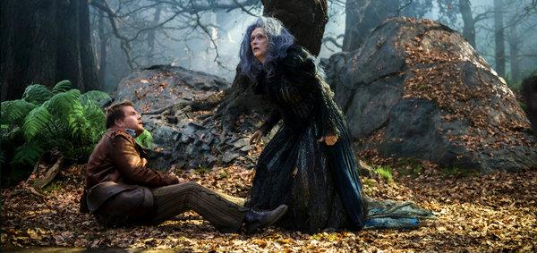 วิจารณ์หนัง Into The Woods ผลลัพธ์ของการร้องขอ