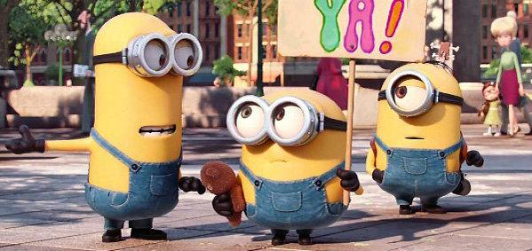 Trailer ตัวที่สองของ The Minions อดีตของเจ้าตัวเหลือง