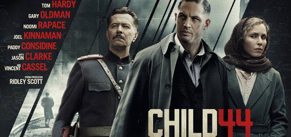 """โปสเตอร์ และแบนเนอร์ ใหม่สุดพิเศษ ! จาก """" Child 44 """""""