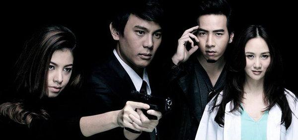 """ภาพฟิตติ้ง """"Code Hunter"""" ละครไทย เทียบฟอร์มซีรีส์ต่างประเทศ"""