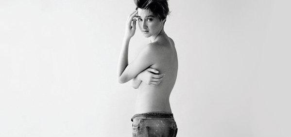 เชอลีน วู๊ดลีย์ เปลือยอกถ่ายแฟชั่น เผยทัศนคติเรื่องเซ็กส์