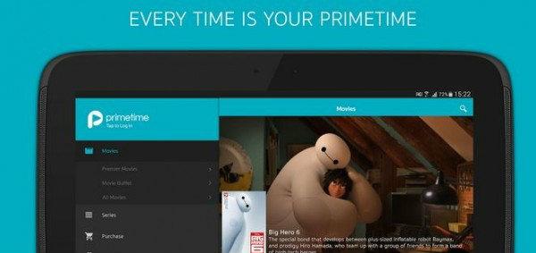 PrimeTime ทางเลือกใหม่ของคอหนังออนไลน์