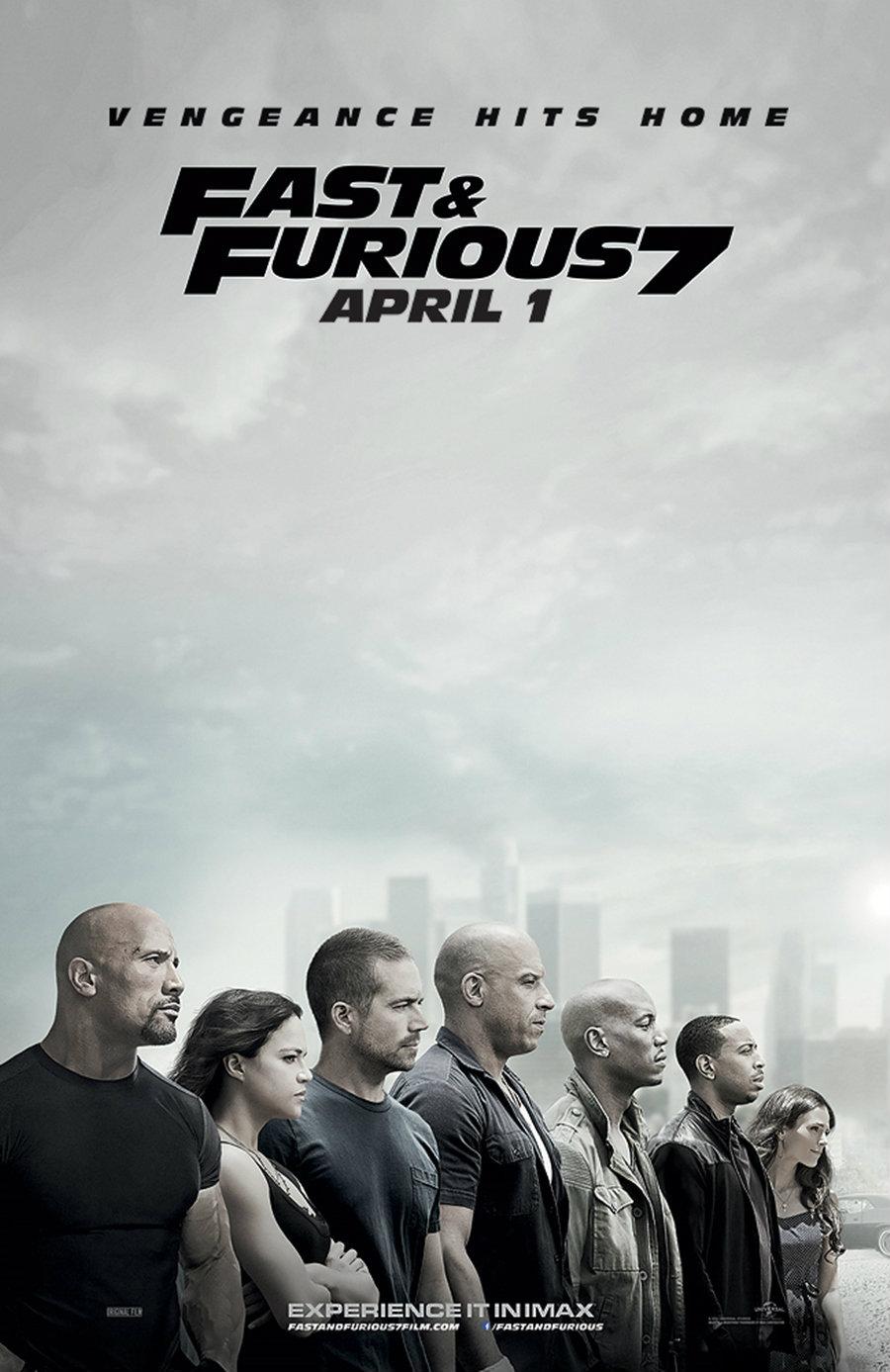 Fast & Furious 7 เร็ว..แรงทะลุนรก 7