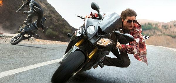 ทอม ครูซ จัดหนักแอ็คชั่นเต็มพิกัด ใน Mission: Impossible: Rogue Nation