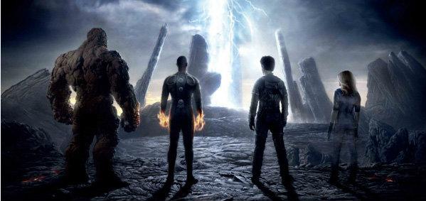 อวดโฉมสี่ซูเปอร์ฮีโร่ในโปสเตอร์ใหม่ Fantastic Four  พร้อมฉาย 6 สิงหาคมนี้