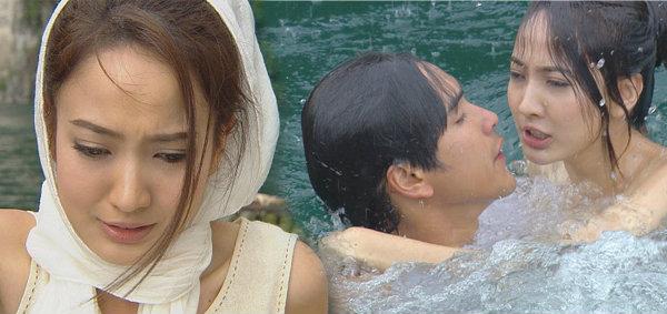 ณเดชน์ พา แต้ว หนีตายไปทะเล ปากหนักไม่ยอมพูดความจริง ใน ลมซ่อนรัก
