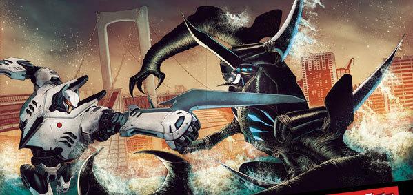 Pacific Rim: Tales from the Drift การ์ตูนภาคพิเศษ