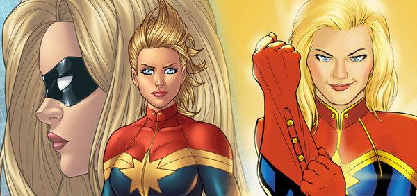 ชัวร์หรือมั่ว! Captain Marvel จะปรากฏตัวครั้งแรกใน Avengers: Age of Ultron