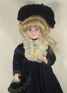 ตุ๊กตาฝรั่งเศส
