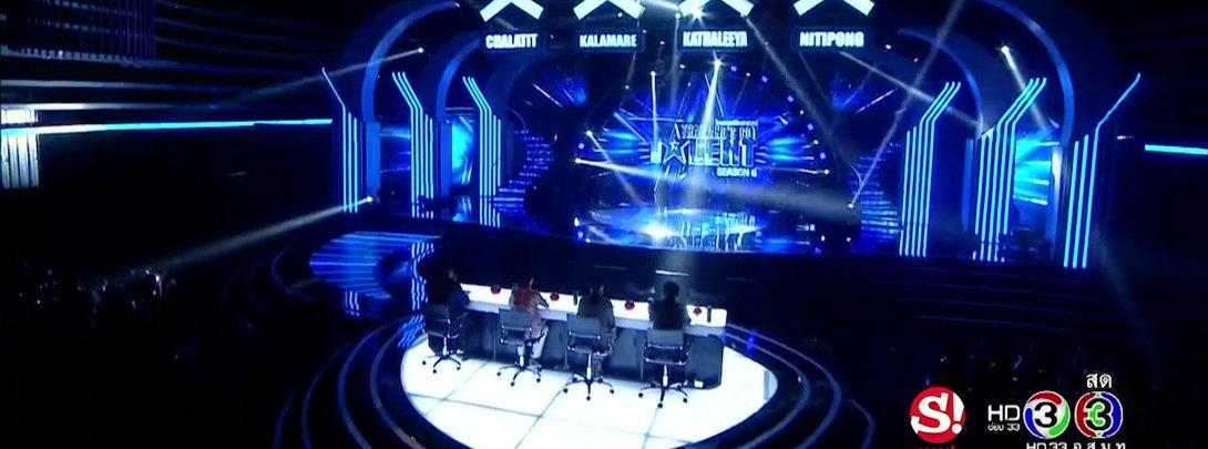 Thailand's Got Talent 6 รอบ Semi-Final (FULL) 7 ส.ค. 59 - week 2
