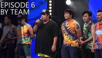 "Thailand's Got Talent Season 6 ""LADY MOM"" 17 July 2016"