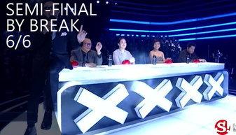 Thailand's Got Talent 6 รอบ Semi-Final #4 (เบรค 6/6) 21 ส.ค. 59