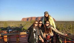 3 สาว 'แพง - ครี - เบนซ์' สุดซ่า พาตะลุย ออสเตรเลีย