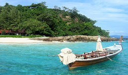 อุทยานแห่งชาติหมู่เกาะลันตา ความงดงามแห่งอันดามัน