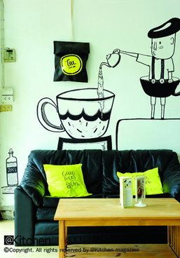 Gooodluck's (Home) Café คาเฟ่อบอุ่น