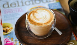อะมาทิสสิโม คาเฟ่ หอมหวนยวนใจด้วยกลิ่นกาแฟคุณภาพ