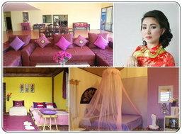 เปิดรีสอร์ทสุดน่ารักของ 5 นักแสดงสาวในเมืองไทย