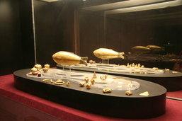 ตื่นตาตื่นใจกับสมบัติชาติ พิพิธภัณฑ์ฯเจ้าสามพระยา  อยุธยา