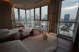 ระรินจินดา เวลเนส สปาเปิดสาขาใหม่ที่เพลินจิต คอนเซปต์ Rooftop Spa ที่เเรกของเมืองไทย
