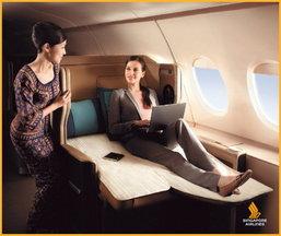 """""""สิงคโปร์ แอร์ไลน์ส"""" ชวนสัมผัสประสบการณ์อันยอดเยี่ยมด้วยเที่ยวบินสุดหรู"""