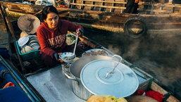 """เที่ยวเมืองน่ารัก """"Can Tho"""" เมืองตลาดน้ำ ปากแม่น้ำโขง : ฉบับเขยเวียดนาม"""
