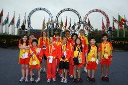 แมคโดนัลด์ มอบประสบการณ์ครั้งหนึ่งในชีวิตให้เยาวชนไทย เข้าร่วมพิธีเปิดกีฬาโอลิมปิค 2016 ที่บราซิล
