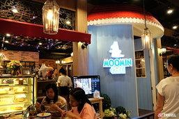 บุกอาณาจักร.. 'Moomin Cafe' ตัวการ์ตูนยอดฮิต จากฟินแลนด์