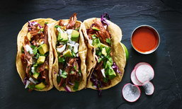 เม็กซิโกซิตี เมืองหลวงแห่งวัฒนธรรมอาหาร
