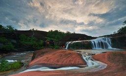 Unseen น้ำตกถ้ำพระสุดอลังการ ความงดงามที่ซ่อนอยู่ในป่าใหญ่!!