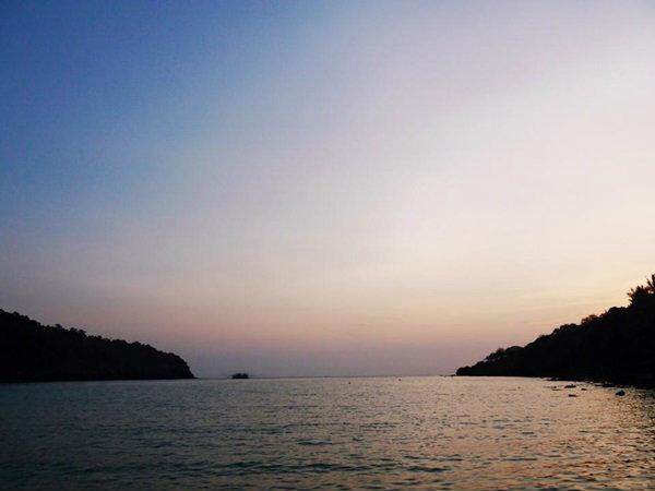 วิวสวยๆ บนเกาะกูด