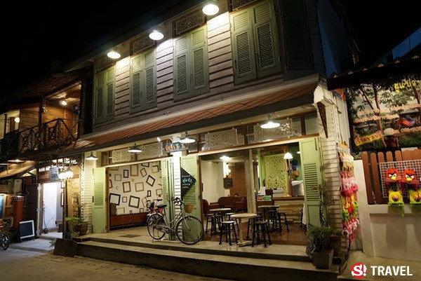 ร้านกาแฟที่เชียงคาน
